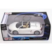 "Maisto ""Special Edition"" 1/24 Audi R8 V10 Spyder: White"