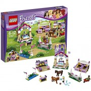 Lego - 301267 - Amigos - 41057 - Juego de construcción - El Concurso Ecuestre De Heartlake City