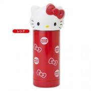 Hello Kitty stainless steel mug bottle Red (japan import)