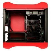 Boîtier PC Prodigy (rouge) Mini ITX