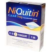 NiQuitin CQ Clear 7 mg transzdermális tapasz 7x *