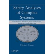 Safety Analyses of Complex Systems by Michael Allocco
