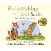 Tales from Acorn Wood: Fox's Socks and Rabbit's Nap by Julia Donaldson