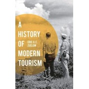 A History of Modern Tourism by Eric Zuelow