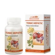 Tonic Hepatic, 72 tablete (20% gratis)