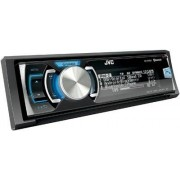 JVC KD-R90BTE sintonizador de CD/DVD para el coche Radio para coche (HS-IVi, FM, LW, MW, 24-bit, LCD, Negro, 4 x 50W)