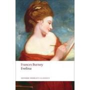 Evelina by Frances Burney