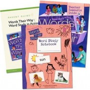 Words Their Way: Word Study in Action Home School Bundle Grade K 2005c