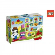 Lego duplo creative play crea i tuoi animali 10573