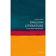 English Literature: A Very Short Introduction by Jonathan Bate