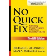 No Quick Fix by Richard L. Allington