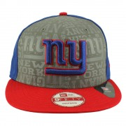 Boné New Era 950 Official Draft New York Giants