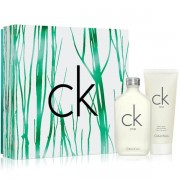 Calvin Klein CK One Set (EDT 50ml + Shower Gel 100ml) за Мъже и Жени