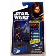 Figura Star Wars The Clone Wars Boba Fett
