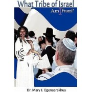 What Tribe of Israel Am I From? by Mary J Ogenaarekhua