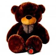 Super Giant 7 Feet Dark Brown Bow Teddy Bear Soft Toy