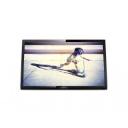 "Philips 24"" LED TV, HD, DVB T2/C/S2, Digital cristal clear, 200 PPI, 6W"
