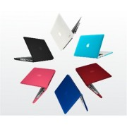Neopack Snap Shell Case for 13.3 inch Apple Macbook Pro MD 101 (Black Frost)