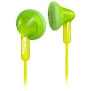 Casti Stereo Philips SHE3010GN/00 (Verde)