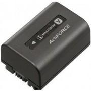 Sony InfoLithium V Series NP-FV50 - Batterie de caméscope Li-Ion 1030 mAh - pour Handycam DCR-SX22, FDR-AX100, HDR-CX320, CX485, PJ330, PJ350, PJ430, PJ530, PJ660, PJ675