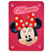 Winter deken Minnie Mouse model 1