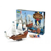 Revell - Maqueta Geschenk-Set Royal Swedish Warship VASA, escala 1:150 (05719)