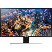 Monitor LED 28 Samsung U28E590D 4K UHD 1ms GTG Negru Lucios