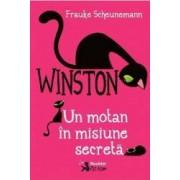 Winston un motan in misiune secreta - Frauke Scheunemann