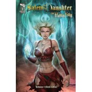 Salem's Daughter the Haunting by Ralph Tedesco