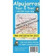 Wandelkaart Tour & Trail Alpujarras Map | Discovery Walking