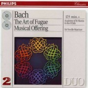 J.S. Bach - Die Kunst Der Fuge (0028944255621) (2 CD)