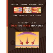 Fundamentals of Heat and Mass Transfer 7E by Theodore L. Bergman