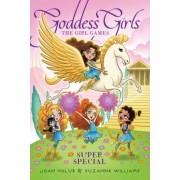 Goddess Girls: The Girl Games by Holub