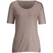 Peter Hahn Rundhals-Shirt 1/2-Arm Peter Hahn beige