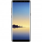 Telefon mobil Samsung Galaxy N950 Note 8 Dual Sim 4G, 6.3'', RAM 6GB, Memorie 64GB, Camera 8MP/12MP, Midnight Black