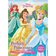 Disney Princess Perfect Princesses by Parragon Books Ltd