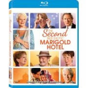 The Second Best Exotic Marigold Hotel BluRay 2015