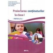 Proiectarea Continuturilor La Cls 1 Partea A II-A - Cristina Botezatu