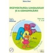Dezvoltarea limbajului si a comunicarii 5-6 ani. Grupa mare - Valeria Cinca