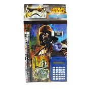 Star Wars 7 Piece Fun Calculator Set (7 Pieces)