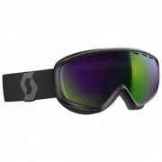 Scott - Women's Dana Amplifier Green Chrome - Skibrille Gr One Size schwarz/grau/lila