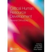 Critical Human Resource Development by Jim Stewart