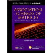 Association Schemes of Matrices by Yuanji Ho