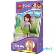 Lego Friends Emma világítós kulcstartó