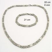 EXEED 237538- náhrdelník a náramok