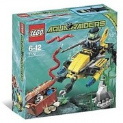 LEGO Aqua Raiders 7770 Deep Sea Treasure Hunter