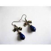 cercei lapis lazuli 21440