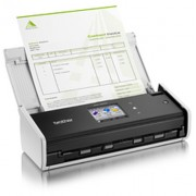 BROTHER SCANNER ADS1600W A4 600DPI USB/ETHERNET ADF FRONTE/RETRO