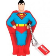 USB Flash Drive Emtec Super Heroes Superman USB 2.0 8GB Mix
