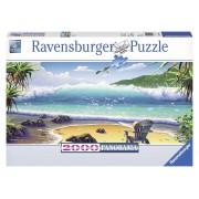 Ravensburger puzzle naufragiati 2000 piese